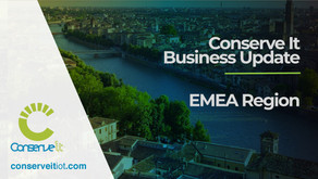 Update on Conserve It business in EMEA