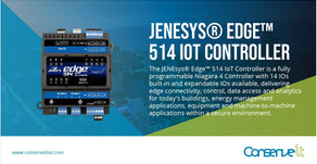 Product Showcase: JENEsys Edge 514 IoT Controller