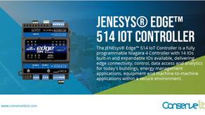 Product Showcase: JENEsys Edge 514 IoT Controller