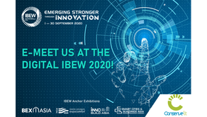 E-Meet us at the Digital IBEW 2020!
