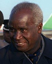 On the Passing of Kenneth Kaunda
