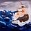 Thumbnail: La Santa-Maria in a storm