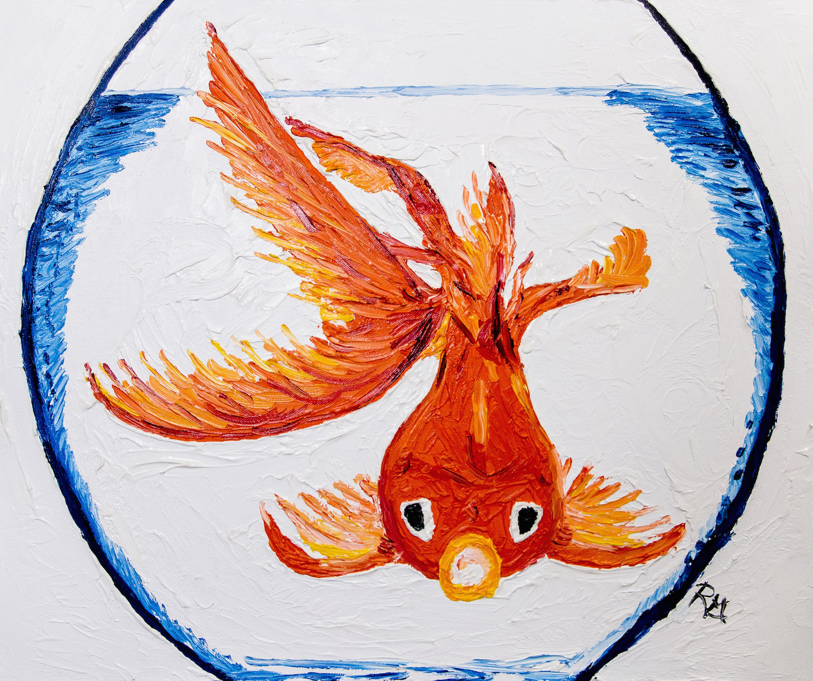 Goldfish (SOLD)