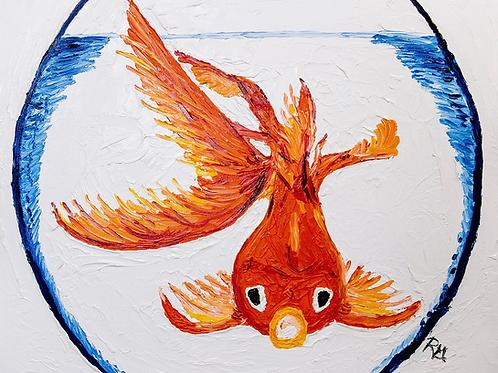 Goldfish (SOLD)