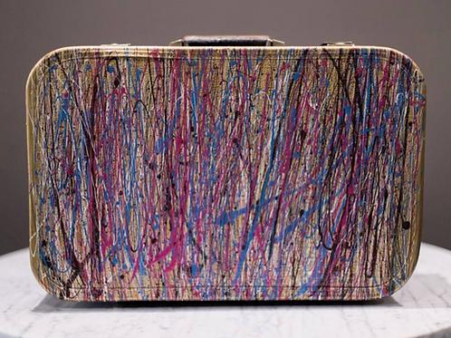 Heavenly suitcase Sculpture