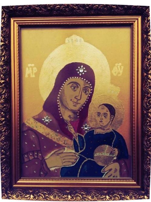 Virgin Mary of Bethlehem (SOLD)
