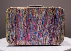 Heavenly suitcase