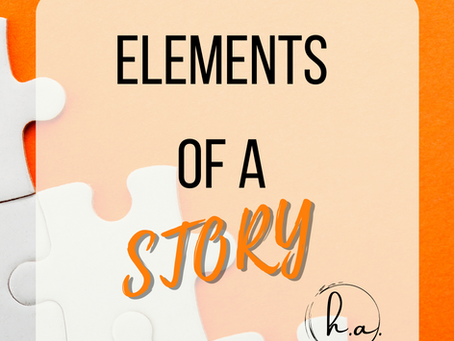 Elements of a Story: The Outline of Storytelling
