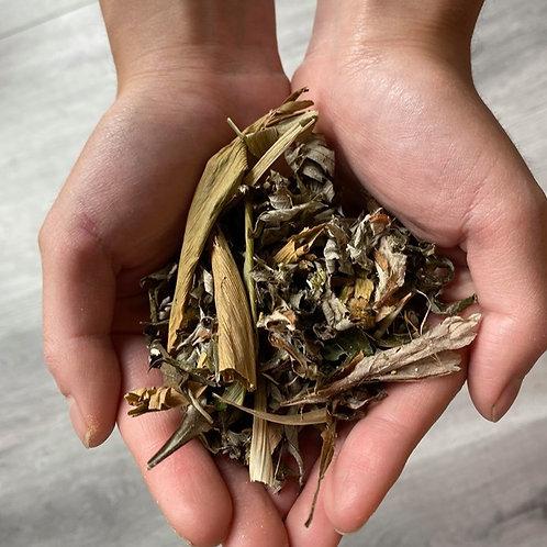 Bath Herbs: Mugwort / Refresh & Relax