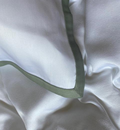 Ribbon - irish winter - 1.5cm flange - o
