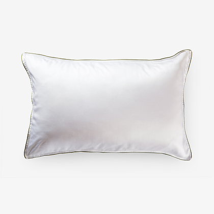 PIPING pillowcase