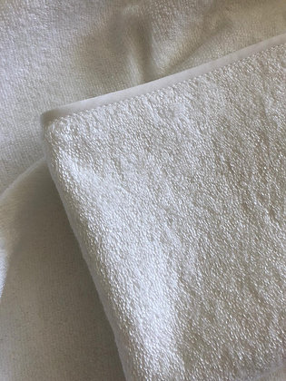 Micro/Cotton Hand Towel |  Plain