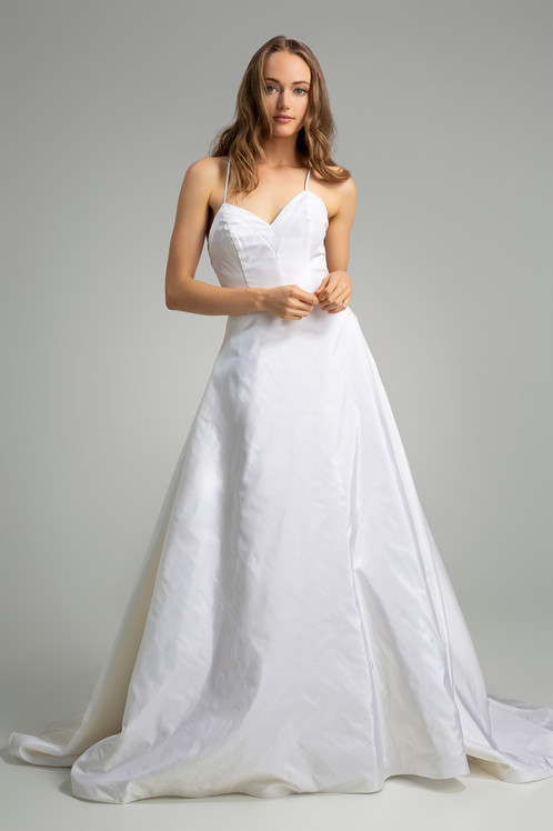 Flores Collection by Angel Rivera Bridal Gown Haven Front