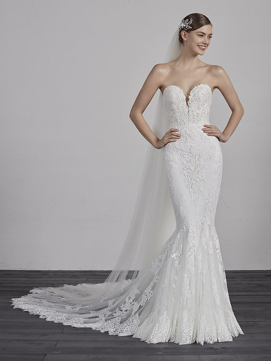 Pronovias Bridal Collection in Ridgwood NJ