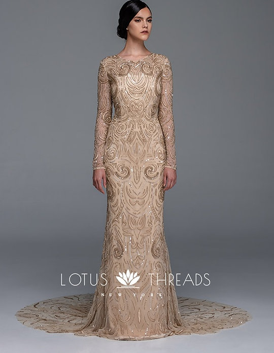 Lotus Threads bridal collecton