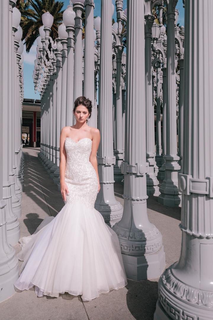 Angel Rivera Couture Glitz Editorial