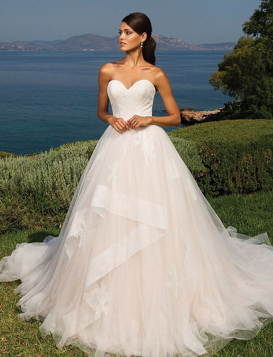 Justin Alexander bridal gown available in Ridgewood NJ