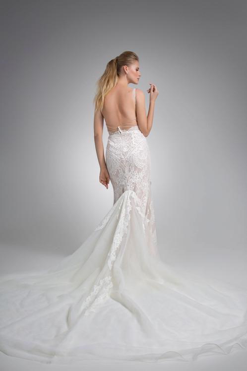 Angel Rivera Bridal Gown Vivi without train