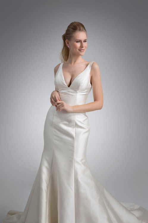 Angel Rivera Bailey Gown
