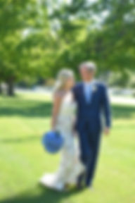 Angel Rivera real bride, Lace bridal gown