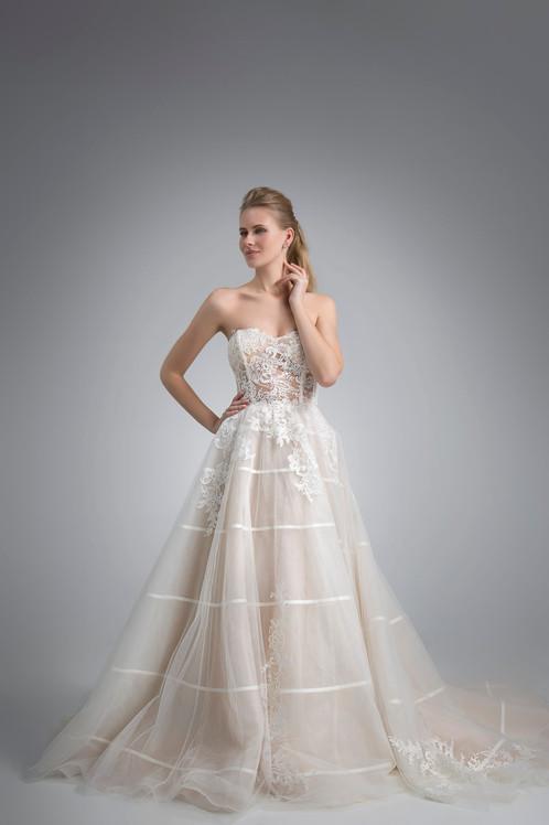 Angel Rivera Bridal Gown Kelsea full front