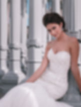 Angel Rivera Anouk bridal gown
