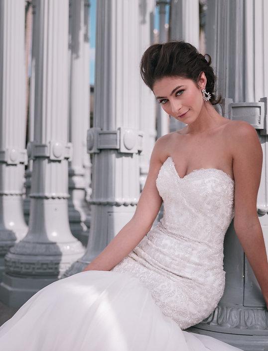 Angel Rivera Anouk bridal gown