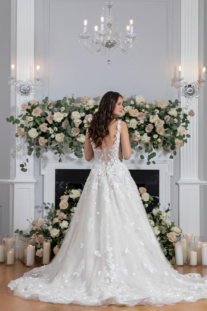 Garden In Bloom Bridal Gown