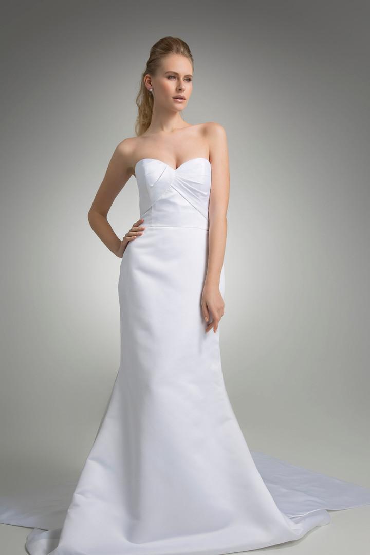 Angel Rivera Bridal Gown Marni Full Front