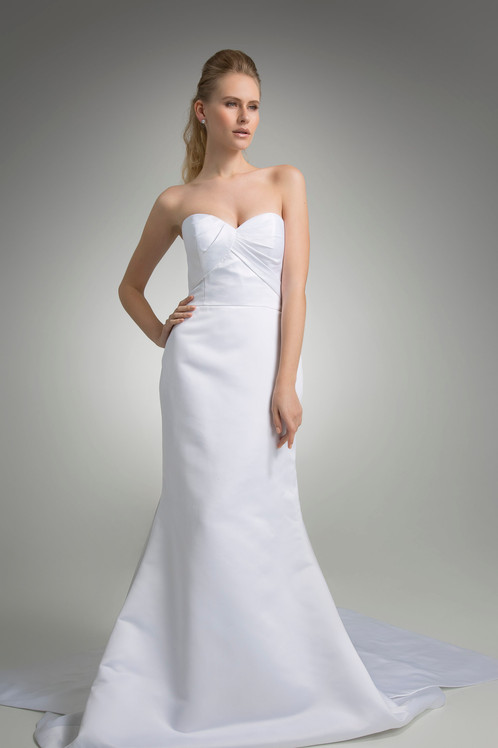 Angel Rivera Bridal Gown Marni Full Front