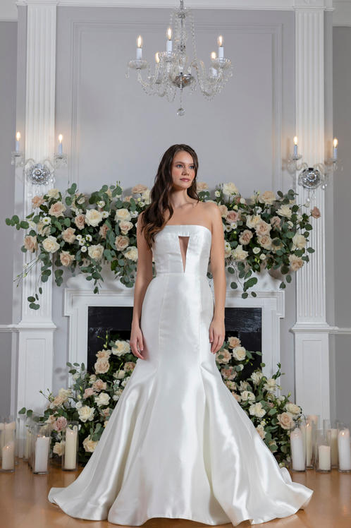 Angel Rivera Honey Gown Front
