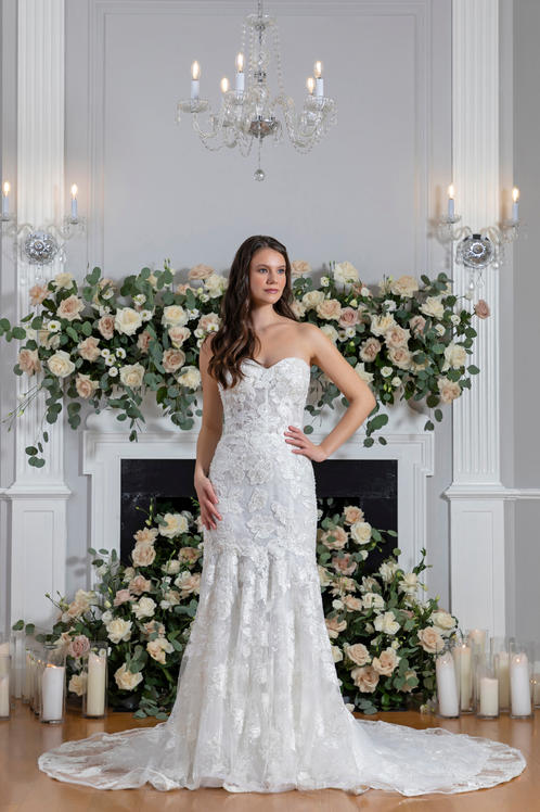 Ramsey Bridal Gown Front