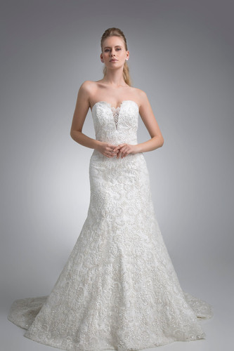 Angel Rivera Eli Gown Front