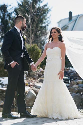 Real Bride Angel Rivera Bridal Atelier