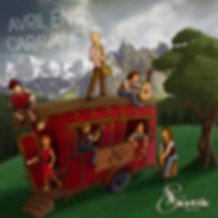 Elastik Circus Acoustomatik Album Cover