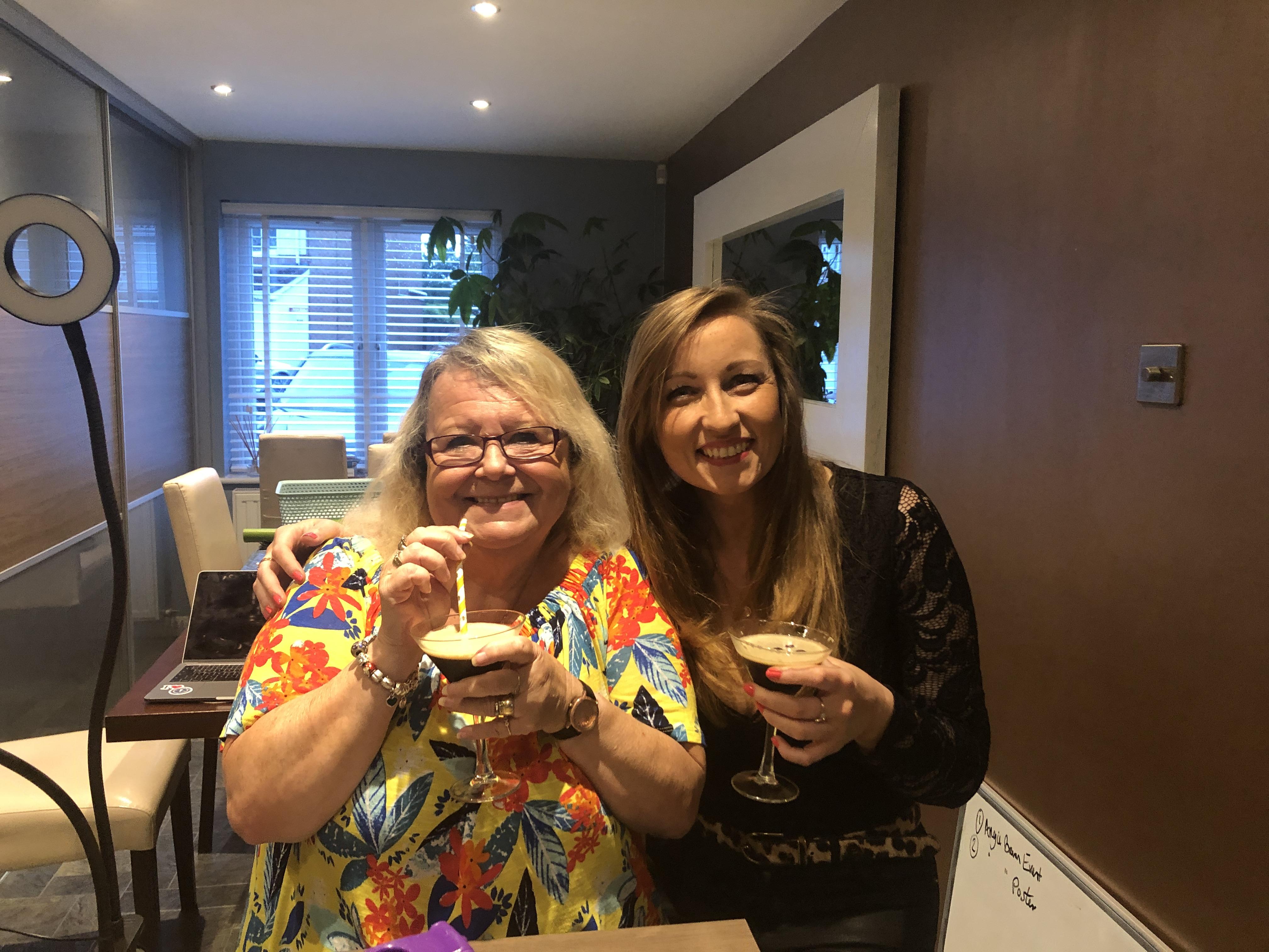 Carole & Lorraine