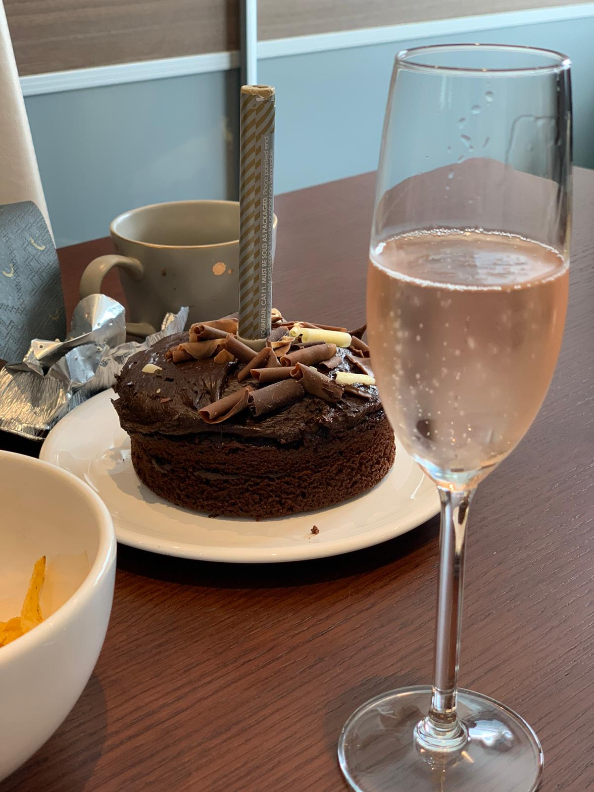Cake and Fizz