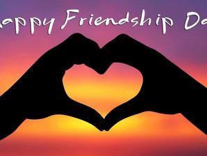 ❤️🌼 Happy Friendship Day 🌼❤️