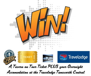 **WIN a FREE Tavern on Tour Experience 🍻🍻**