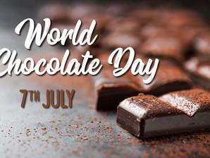 World Chocolate Day 🍫🍫🍫