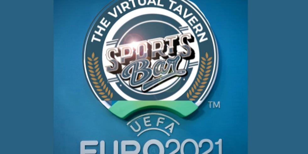 The Virtual Tavern Sports Bar Euro 2021 Sweepstake
