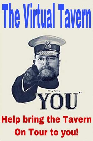Tavern On Tour needs YOU!