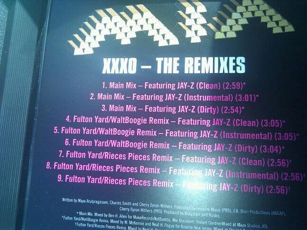 FYU on the Remix.