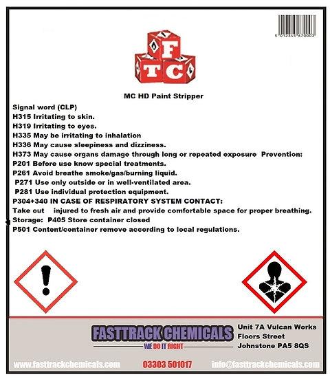 ⭐️Heavy Duty Industrial Strength MC HD Paint Stripper (Liquid Form)⭐️