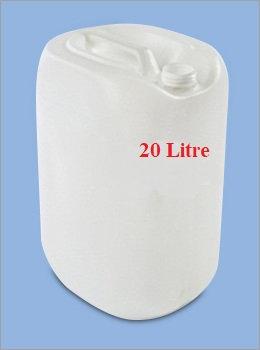 ⭐️20 Litre Natural Stackable UN Container & Din61 Black T/E Screw Cap⭐️