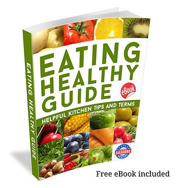 eBook - Eating Healthy Guide with Icon 3