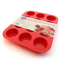 Silicone Muffin Pan & Cupcake Maker