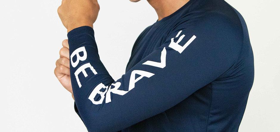 "Brave ""Aim high"" Longsleeve"