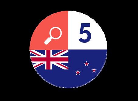 Intermediate Web/App Designer -International | Cód. NZ 5