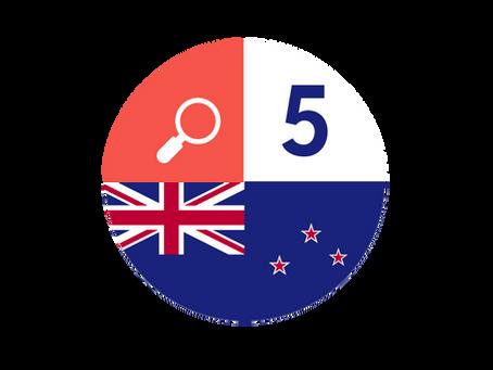 Intermediate Web/App Designer -International   Cód. NZ 5